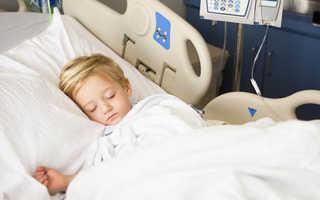 Почему болеют маленькие дети раком