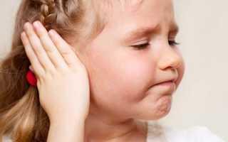 Температура при отите у ребенка: что делать, как лечить