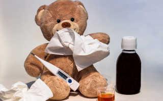 Геделикс при сухом кашле у детей: что делать, как лечить