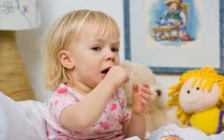 Как остановить кашель у ребенка в домашних условиях