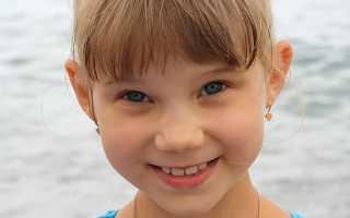 Зубы у детей в 5 лет