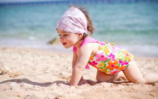 Как уберечь ребенка от ротавирусной инфекции на море