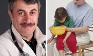 Рвота у ребенка без температуры лечение в домашних условиях