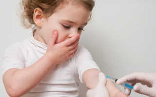 Реакция на манту у ребенка температура: что делать, как лечить