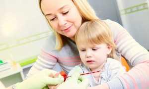 Анализ крови у ребенка при бактериальной инфекции