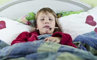 Температура после рвоты у ребенка: что делать, как лечить