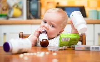 Фуразолидон при ротавирусной инфекции у детей