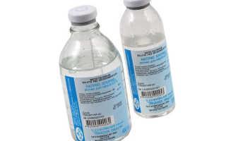 Ингаляции натрия хлоридом: инструкция по применению