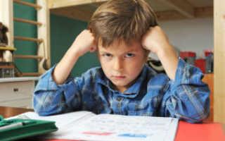 Головная боль у ребенка 7 лет причины: как распознать, чем лечить