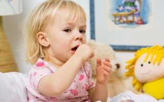 Как снять аллергический кашель у ребенка