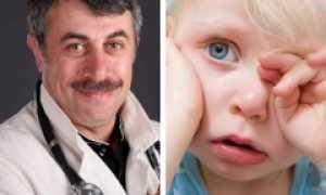У ребенка болит ночью ухо: как распознать, чем лечить