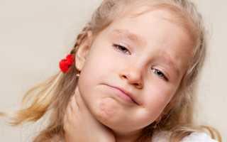 Если болит у ребенка шея что делать: как распознать, чем лечить