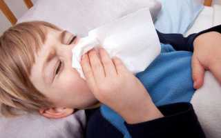 Фурацилин адреналиновые капли в нос для детей