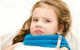 Препараты противовирусные при ангине для детей: инструкция по применению