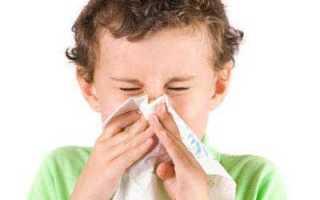 Сопли и сухой кашель у ребенка
