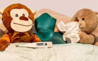 Температура у ребенка сколько дней может держаться: что делать, как лечить