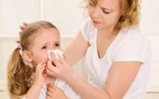 Капли в нос противовоспалительные для детей: инструкция по применению