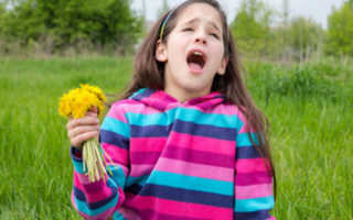 Отек слизистой носа лечение у ребенка