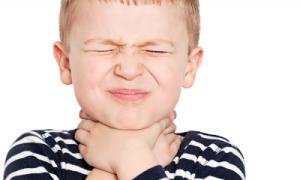 Стоматит в горле у ребенка лечение