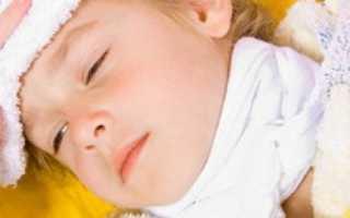Как разбавить уксус для снижения температуры у ребенка