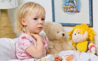 Болит горло больно глотать у ребенка: как распознать, чем лечить
