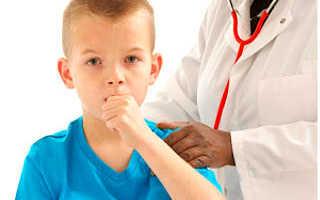 Кашель от горла у ребенка чем лечить