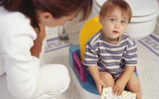 Боль при мочеиспускании у ребенка 3 лет: как распознать, чем лечить