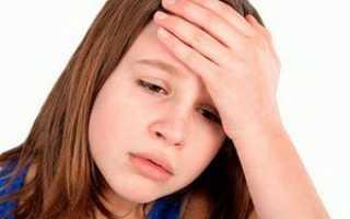 У ребенка рвота и болит голова без температуры: как распознать, чем лечить