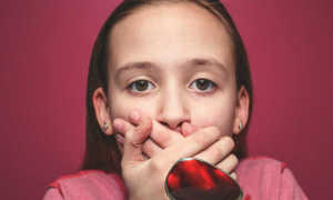 Беспрерывный кашель у ребенка
