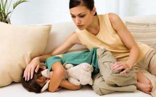 Голова болит в области лба у ребенка: как распознать, чем лечить