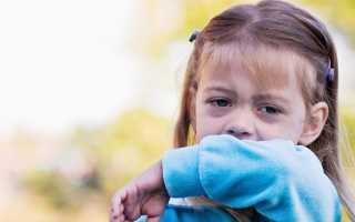 Кашель у ребенка с мокротой без температуры