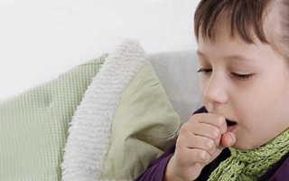 Что дать ребенку 5 лет от кашля