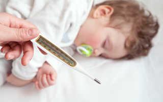 При бронхите сколько держится температура у ребенка: что делать, как лечить