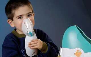 Ингаляции при аденоидах у детей небулайзером растворы: инструкция по применению