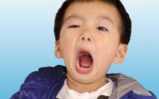 Аденоиды у детей лечение без операции современное