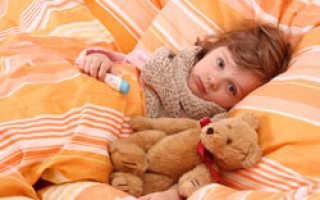 Часто болеющий ребенок это сколько раз в год
