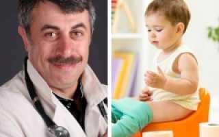 Понос у годовалого ребенка без температуры: что делать, как лечить
