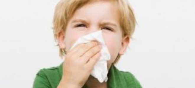 Антибиотик при насморке и кашле для детей: инструкции по применению