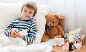 Как лечить аденовирусную инфекцию у детей