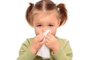 Кашель у ребенка от соплей чем лечить