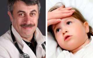 Заложен нос у ребенка соплей нет чем лечить