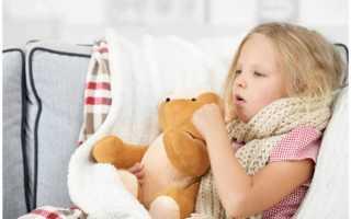 Ребенок постоянно кхыкает горлом: как распознать, чем лечить