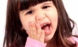 Опухла десна у ребенка температура: что делать, как лечить
