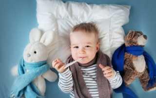 Респираторно синцитиальная инфекция у детей: что делать, как лечить