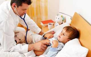 Высокая температура у ребенка и рвота: что делать, как лечить