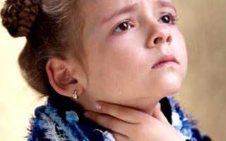 Антибиотик для детей от горла: инструкции по применению