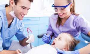 Как детям лечат зубы