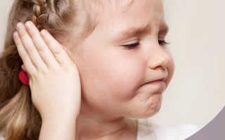 Катаральный отит лечение у детей