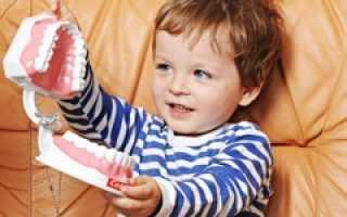 В каком порядке у ребенка лезут зубы