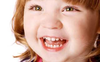 Глазные зубы у детей